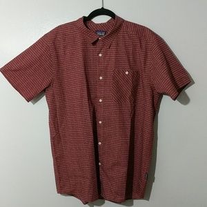 Patagonia M's Go To short sleeve button up